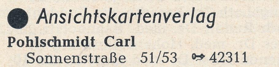 Einwohnerbuch 1959