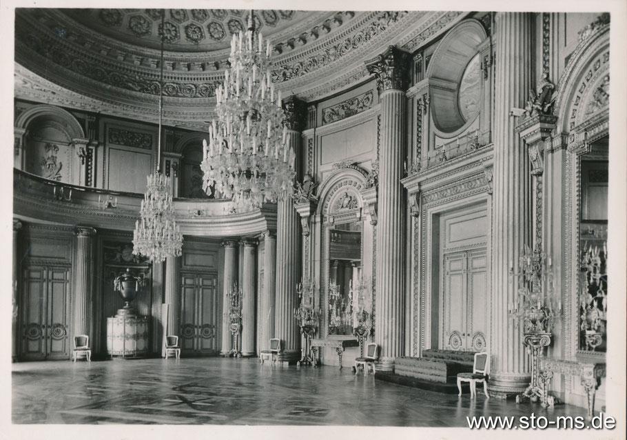Der ovale Saal - Festsaal