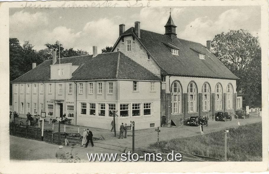 Deitert - Warendorfer Straße Ecke Mondstraße