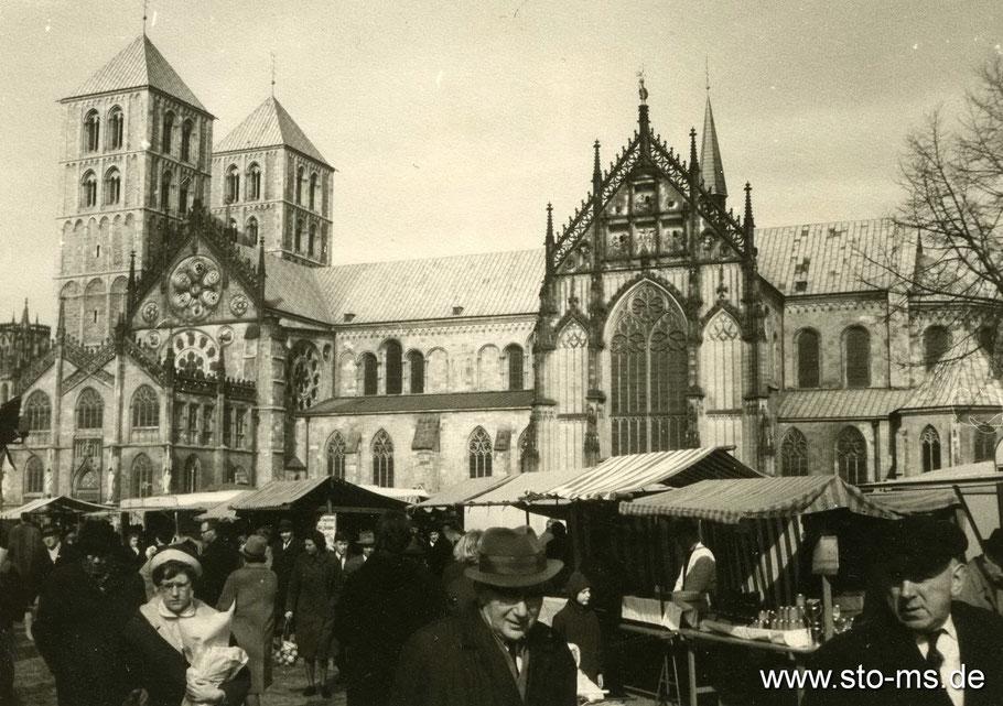 Wochenmarkt 1968