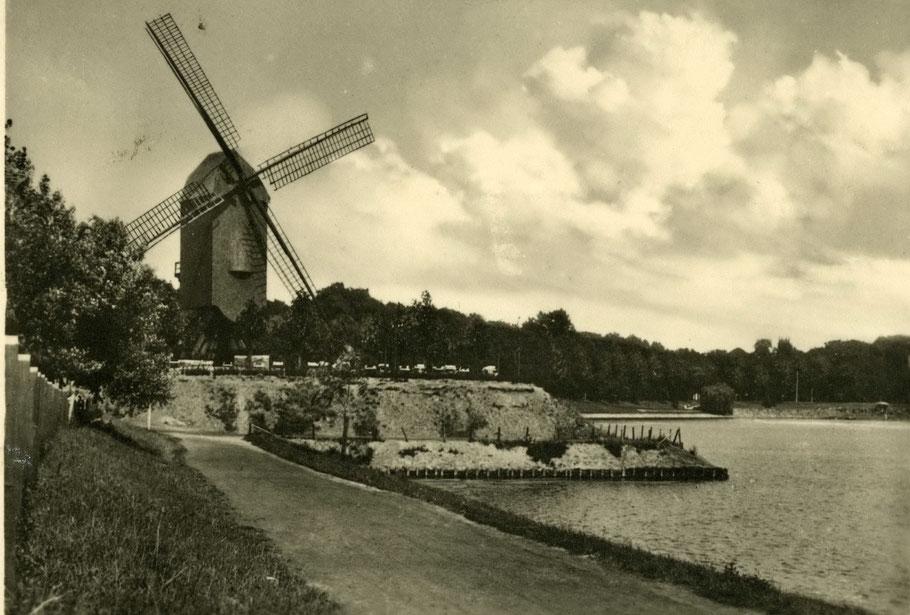 Mühle am Aasee