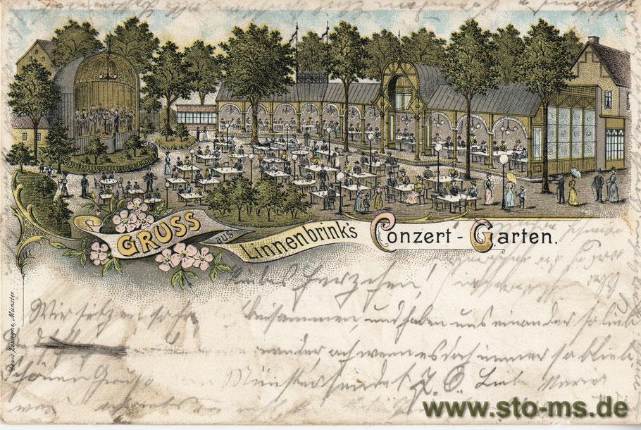 Linnenbrinks Conzert-Garten Hausnummer 30