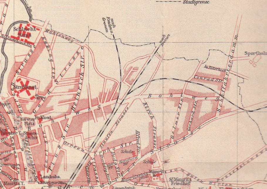 Kartenausschnitt 1904 - 6222.284.15