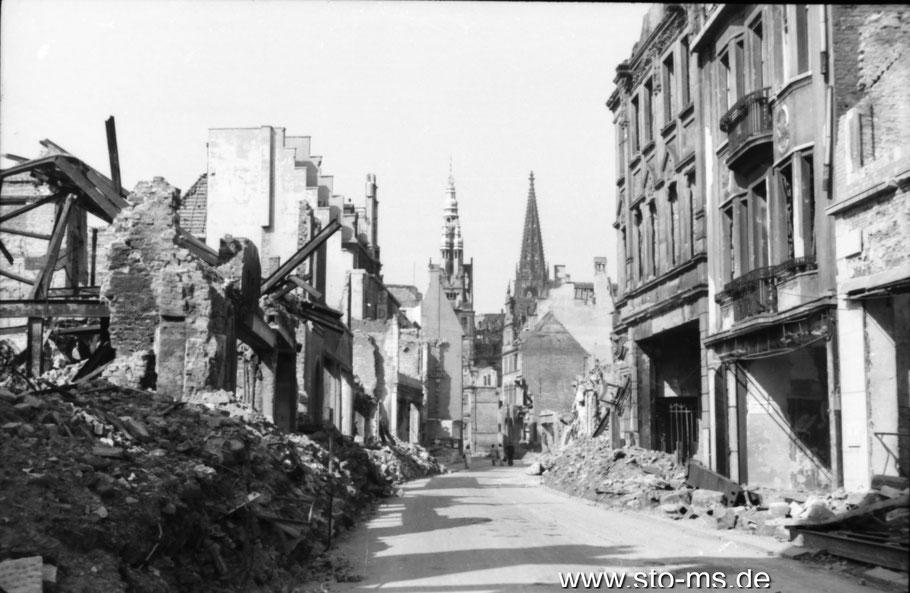 Sommer 1945 - Foto Carl Pohlschmidt - ULB Münster