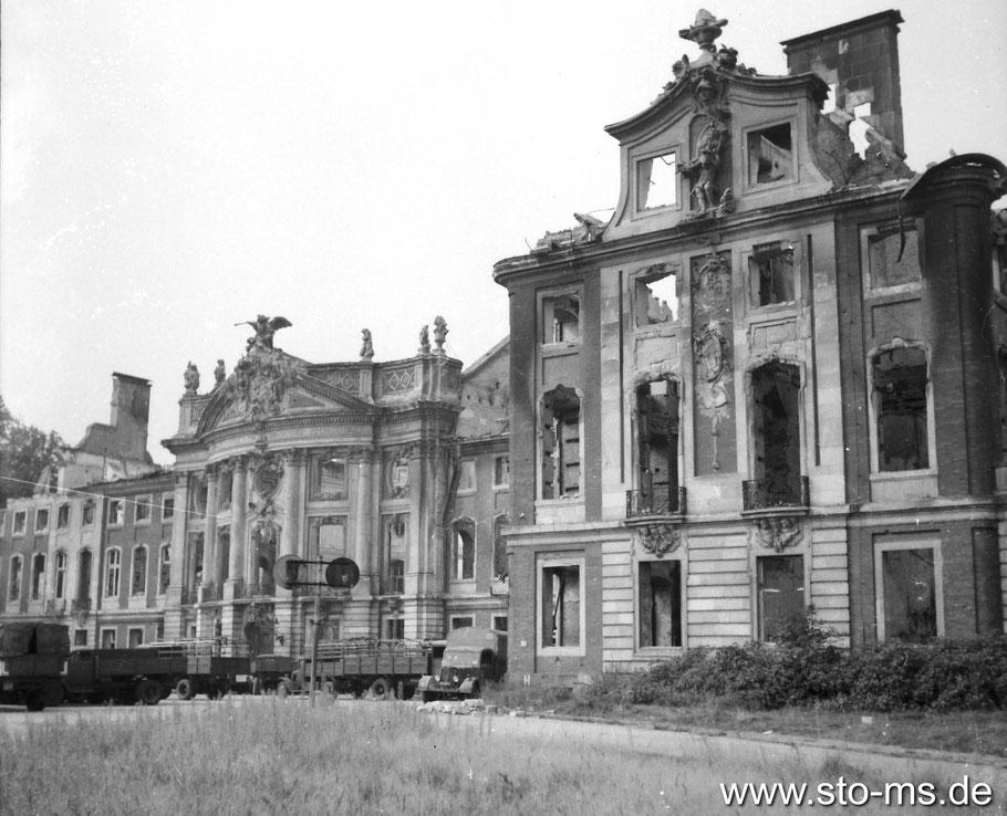 September 1945 - Foto Carl Pohlschmidt - ULB Münster