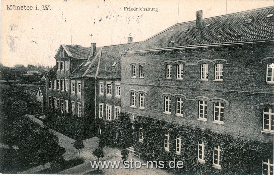 Die Friedrichsburg 1910