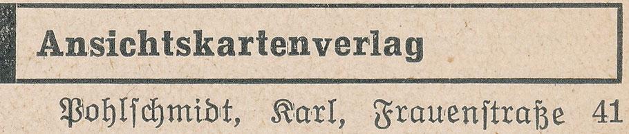 Einwohnerbuch 1942