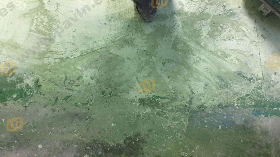 Aspecto del Dianovado en pavimentos industriales para la aplicación de suelos de resina para la empresa, aplicados por Grupo Pavin