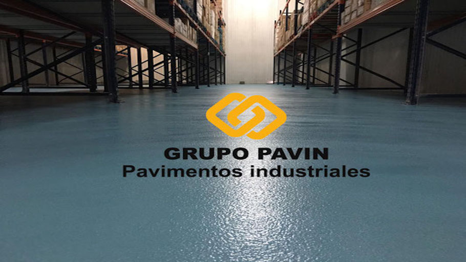 GRUPO PAVIN - Pavimentos Industriales | Aplicación para cámara frigorífica con sistema PMMA 5-6 mm Cuarzo Color