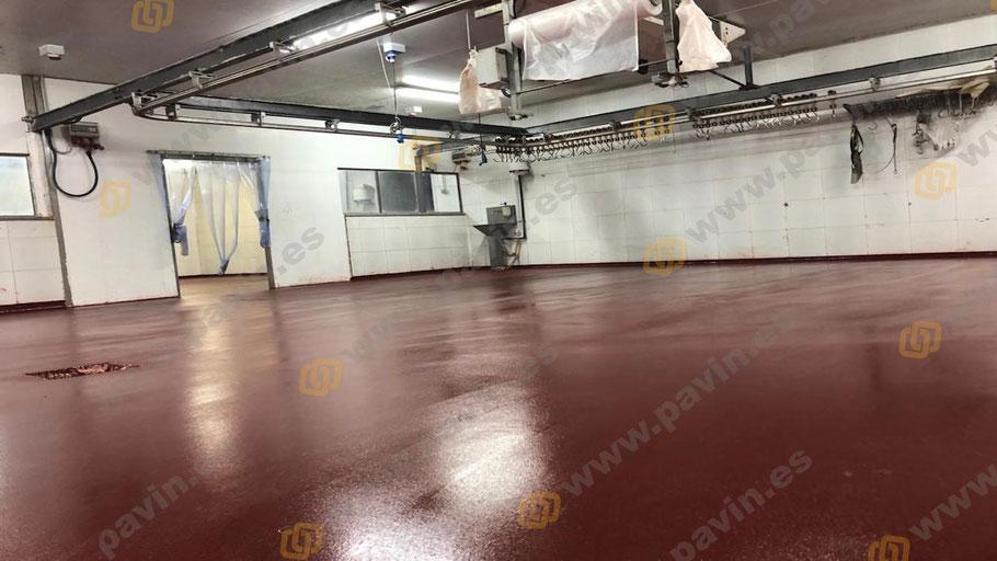 ¿Cuánto cuesta pintar los suelos para naves de mataderos? en Grupo Pavin tenemos más de 25 años de experiencia y te podemos orientar