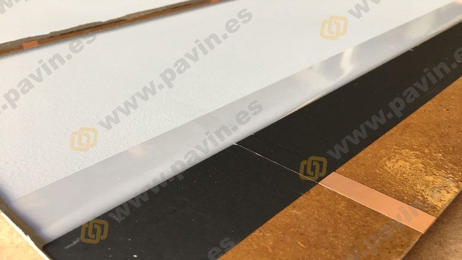 Suelos de resina para pavimentos industriales conductivos aplicados por Grupo Pavin