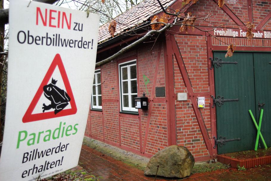Billwerder Remise Spritzenhaus