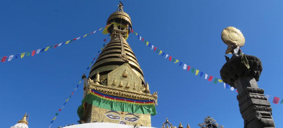 kathmandu-monkey temple