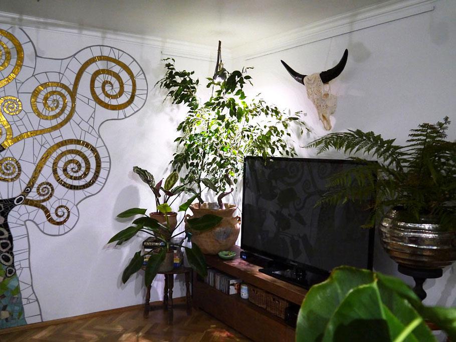 Mosaik Lebensbaum