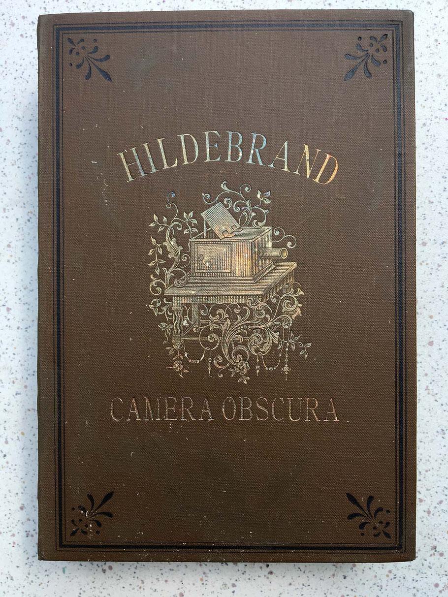 Notizbuch, aus altem Buch gemacht