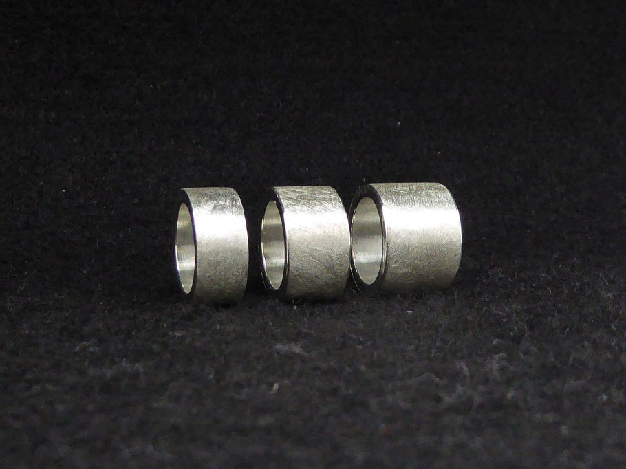 MiniRinge in 3 breiten