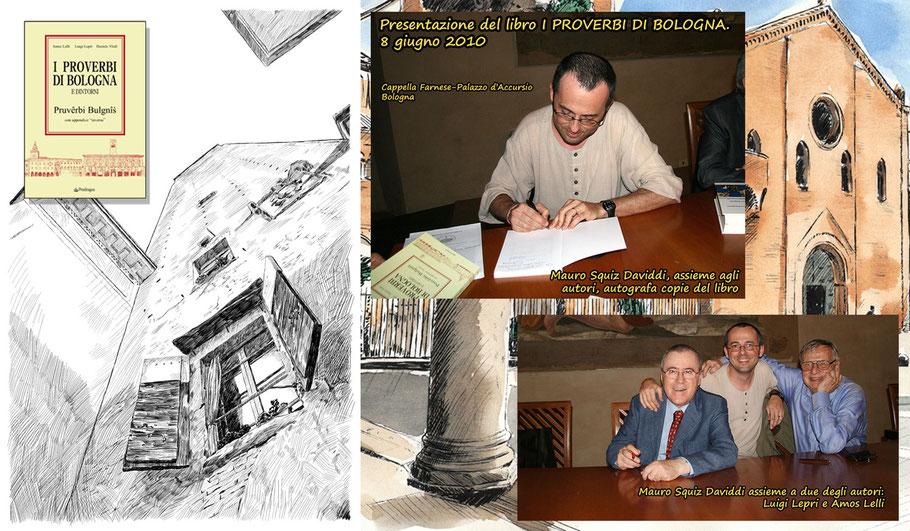 """""""I proverbi di Bologna"""" di Lepri, Lelli, Vitali - Ed. Pendragon"""