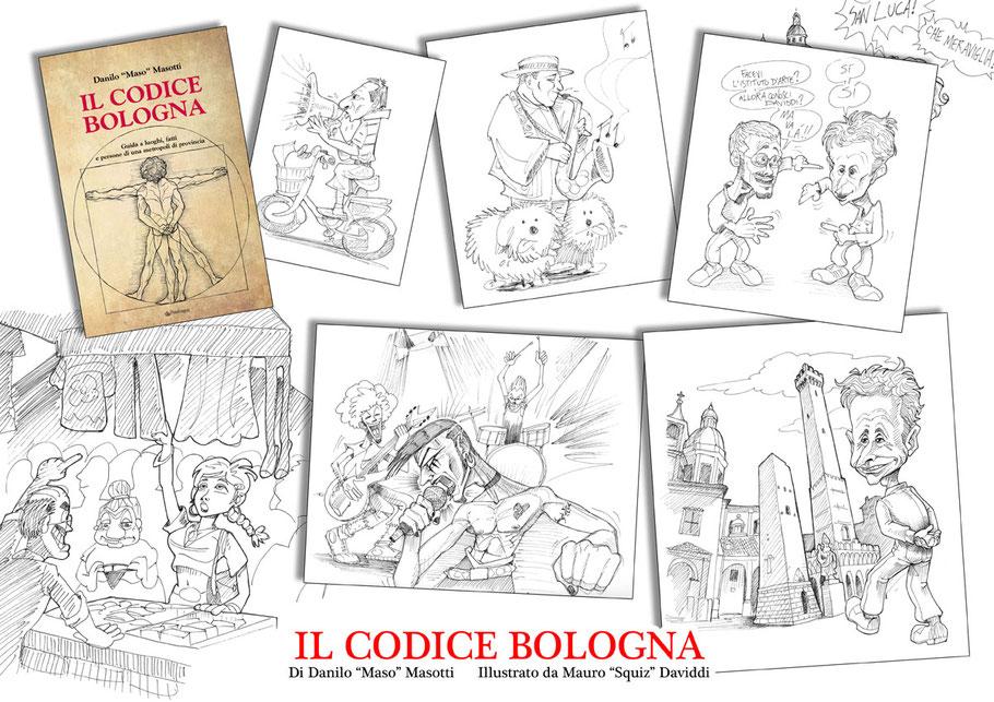 """""""Il codice Bologna"""" di Danilo Masotti - Ed. Pendragon"""