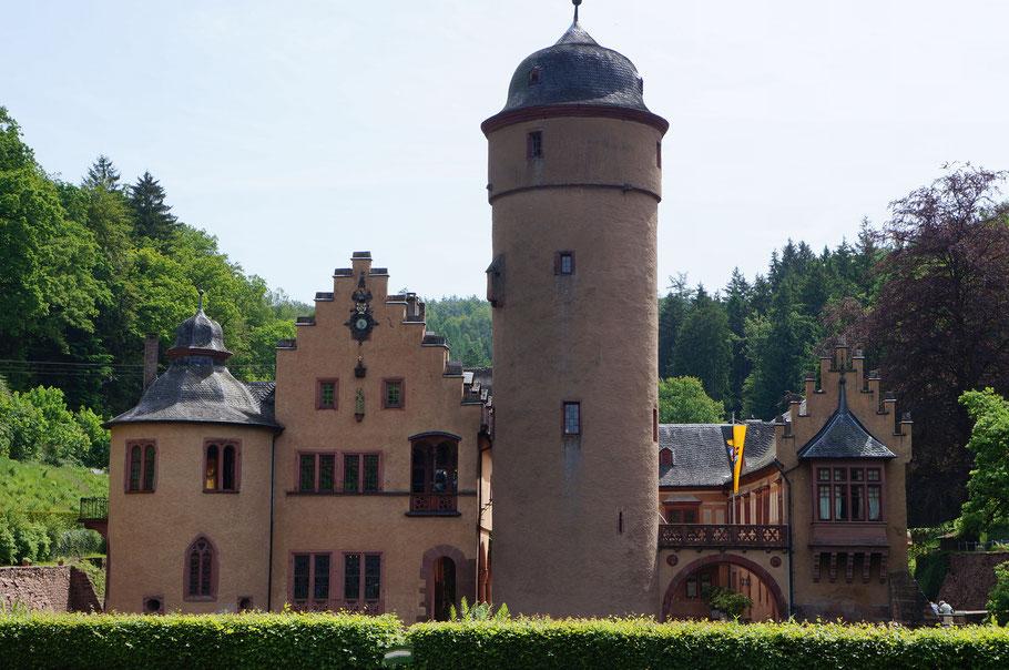 Mespelbrunner Wasserschloss im Spessart