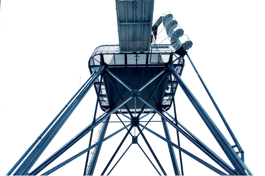 Bild: Leuchtturm Obereversand. © 2016 Rita Helmholtz