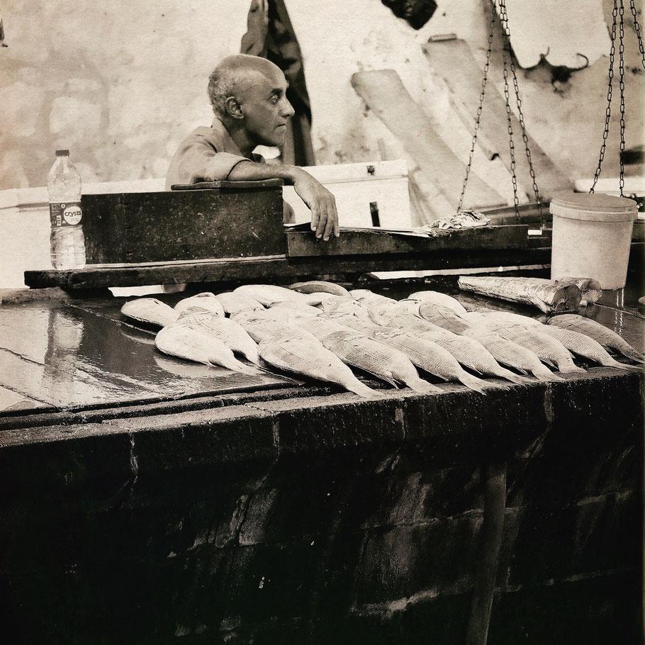 Mauritius fish market