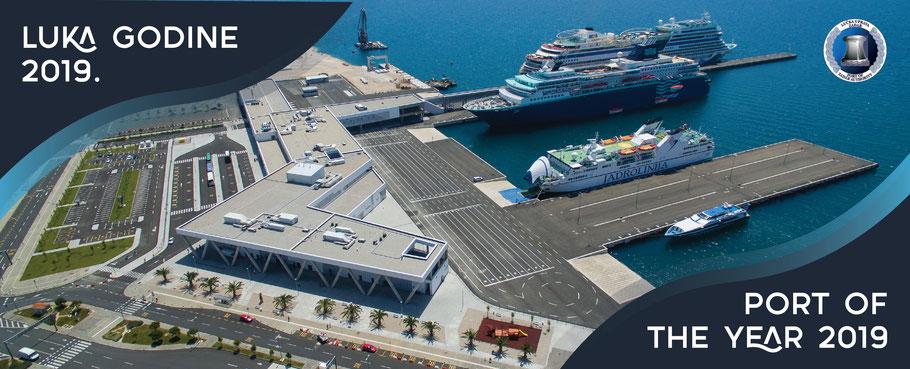 Bild: Hafenbehörde von Zadar