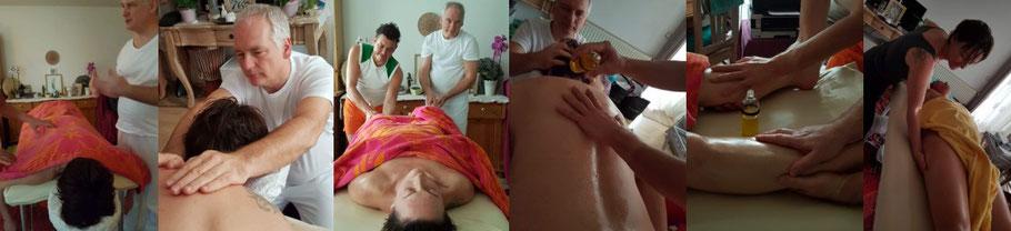 Lomi Kurse, Lomi Akademie, Lumi Kurse, Massage Ausbildung