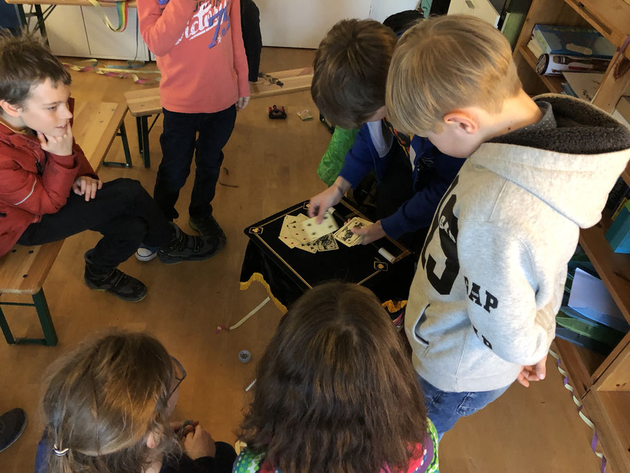 kinder Zauberworkshop