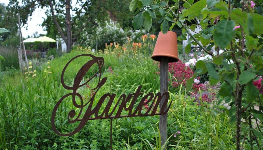 Gartendeko Selbermachen Anleitungen im Gartendeko-Blog