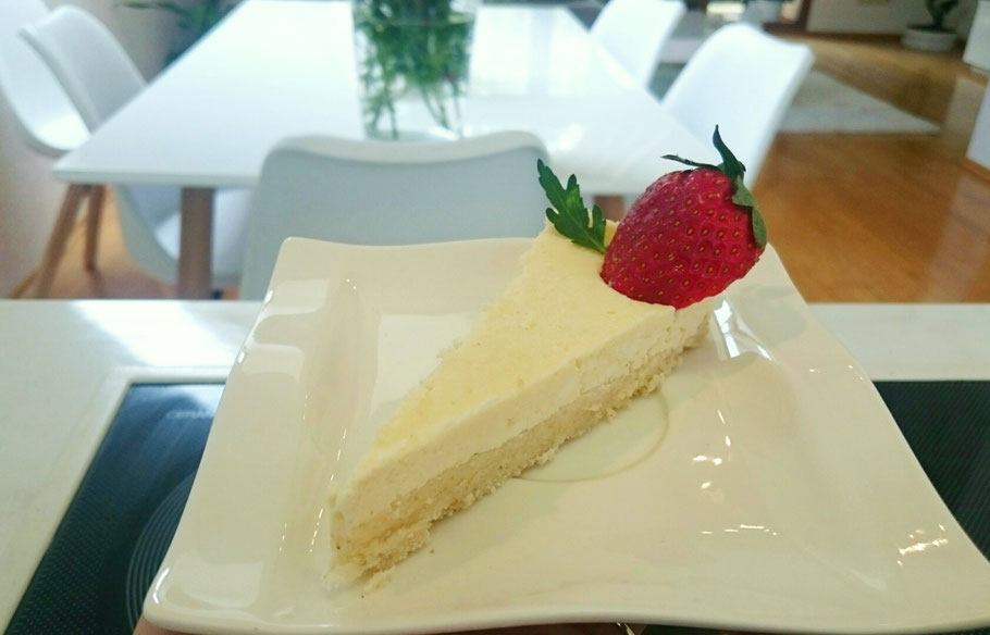 cheescake, käsekuchen, rezept, lowcarb, sugarfree, highprotein, dessert, cleaneating