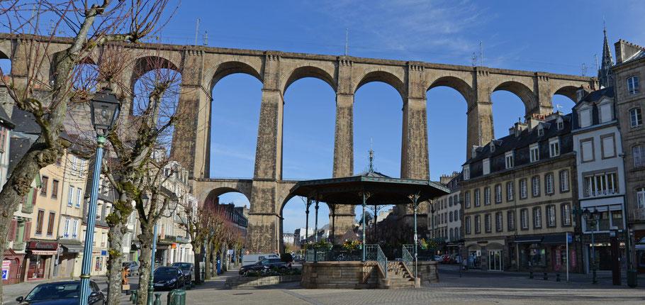Rundreise durch die Bretagne: Morlaix