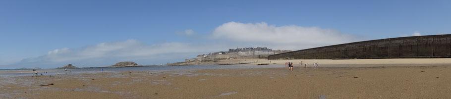 Gezeiten Bretagne. Ebbe und Flut Bretagne. Gezeitenkalender Saint-Malo