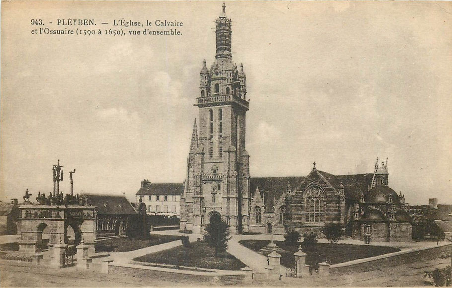 bretagne-architektur-kirche-von-pleyben