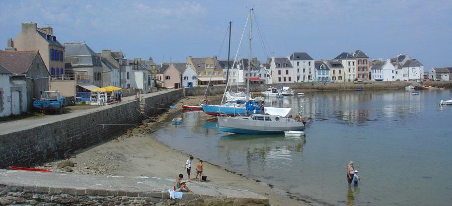 Rundreise Inseln Bretagne. Reiseführer Inseln Bretagne. Maison Dodo