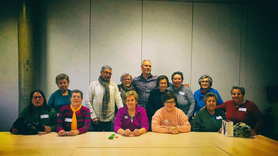 Formación a mayores en Carranque (Toledo)