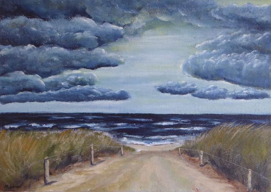 Mandy Wenzel Acrylmalerei