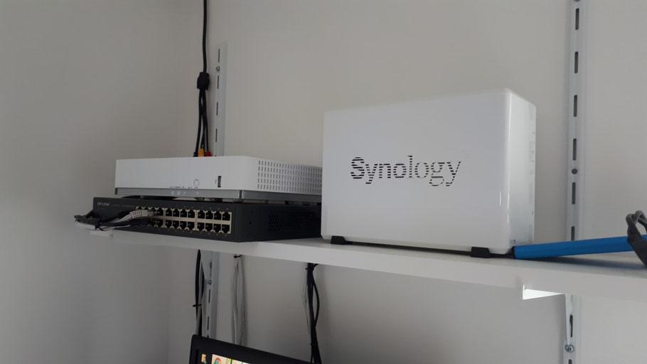 Les Nas Synology, des produits intéressants pour votre activité professionnelle.