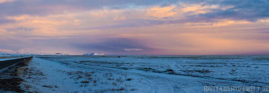 Eyjafjallajökull,Ringstrasse,winter,Tipps,Island,selber,fahren,Schnee,Iceland,Panorama.