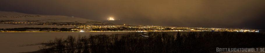 View,Akureyri,Iceland,north,car,snow,tipps,winter,february