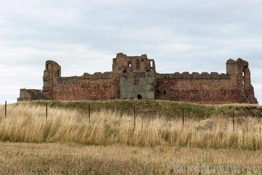 Tantallon,castlefirth,of,forth,Schottland,Tipps