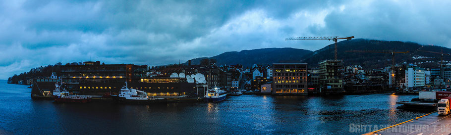 Winter,Tipps,Hurtigruten,November,Ms,Midnatsol,Kreuzfahrt,Postschiff,Panorama,Bergen