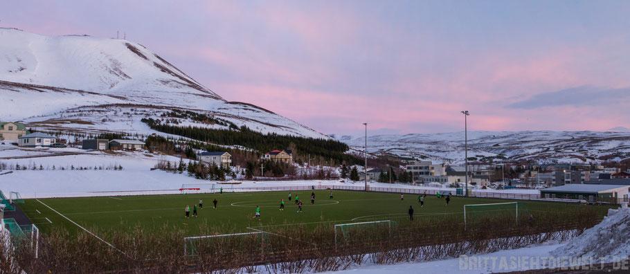 Fußball in Húsavík