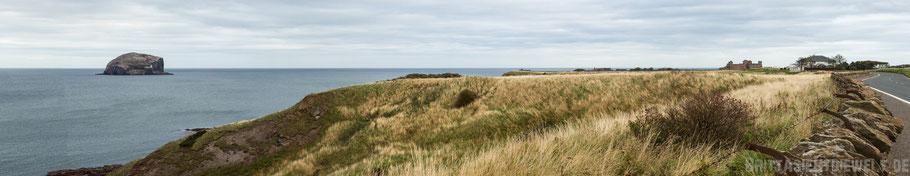 Bass,rock,firth,of,forth,Insel,Basstölpel,Schottland,Tipps,tantallon,castle
