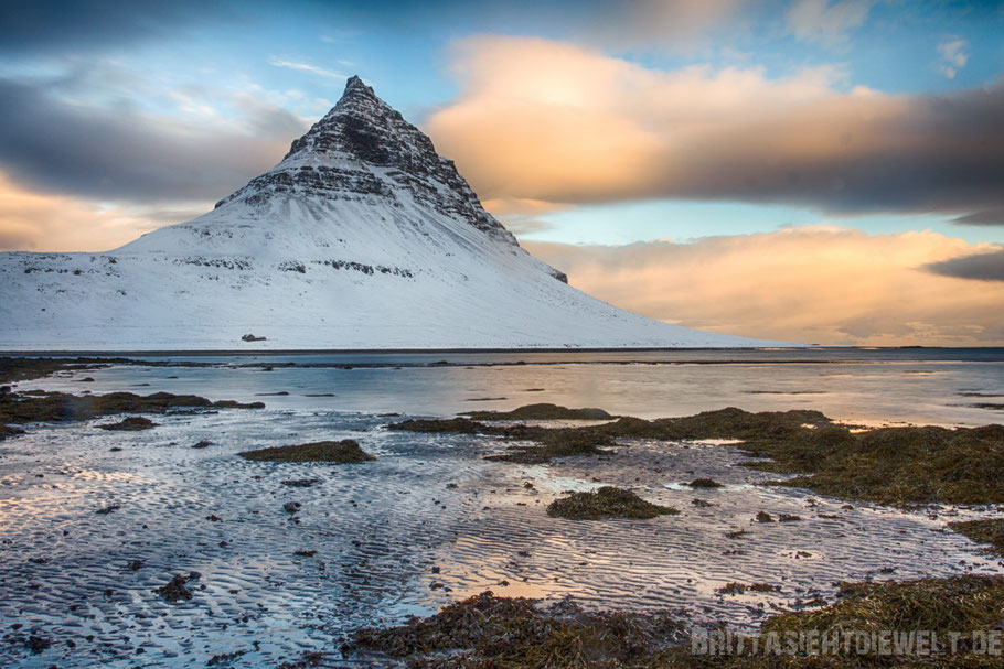 kirkjufell,grundarfjördur,berg,snaefellsnes,island,iceland,winter,february,west,car,snow,tipps