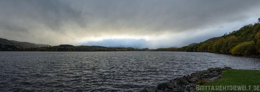 Loch,Venachar,Trossachs,Schottland,Lomond,Stirling,Drymen,Panorama,Aussicht,viewEngland,great,britain,Großbritannien