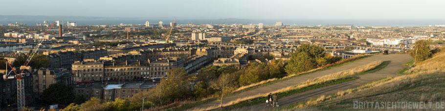 Edinburgh,Carlton,hill,Sundown,schottland,herbst,oktober,tipps,sehenswürdigkeiten,Panorama,Aussicht,view.