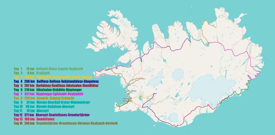 Island,Auto,Mietwagen,winter,februar,tipps