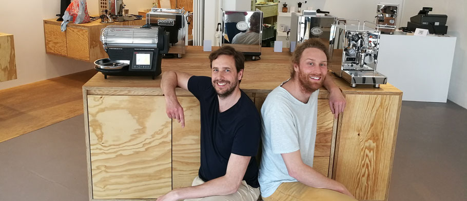 Home-Roasting meets  Home-Barista
