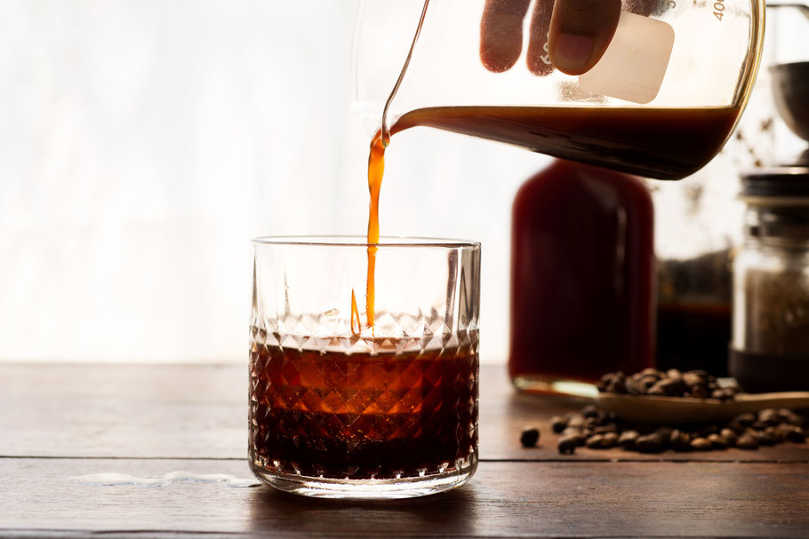 Cold Brew Kaffee selber machen