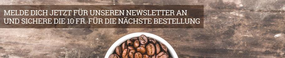 Roast Rebels Gutschein Newsletter